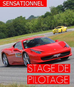 stage pilotage automobile