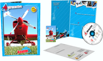 coffret cadeau aviation