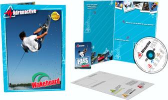 coffret cadeau wakeboard-ski-nautique