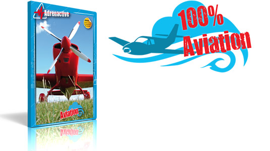 offrir un coffret cadeau 100 % Pilotage Avion Prestige