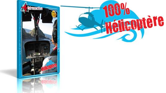 offrir un coffret cadeau 100 % Baptème Hélicoptère Classique