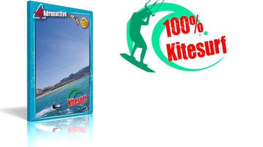 offrir un coffret cadeau 100 % Kitesurf