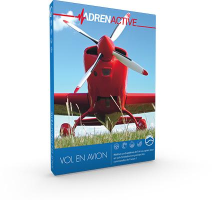 offrir un coffret cadeau 100 % Pilotage Avion Classique